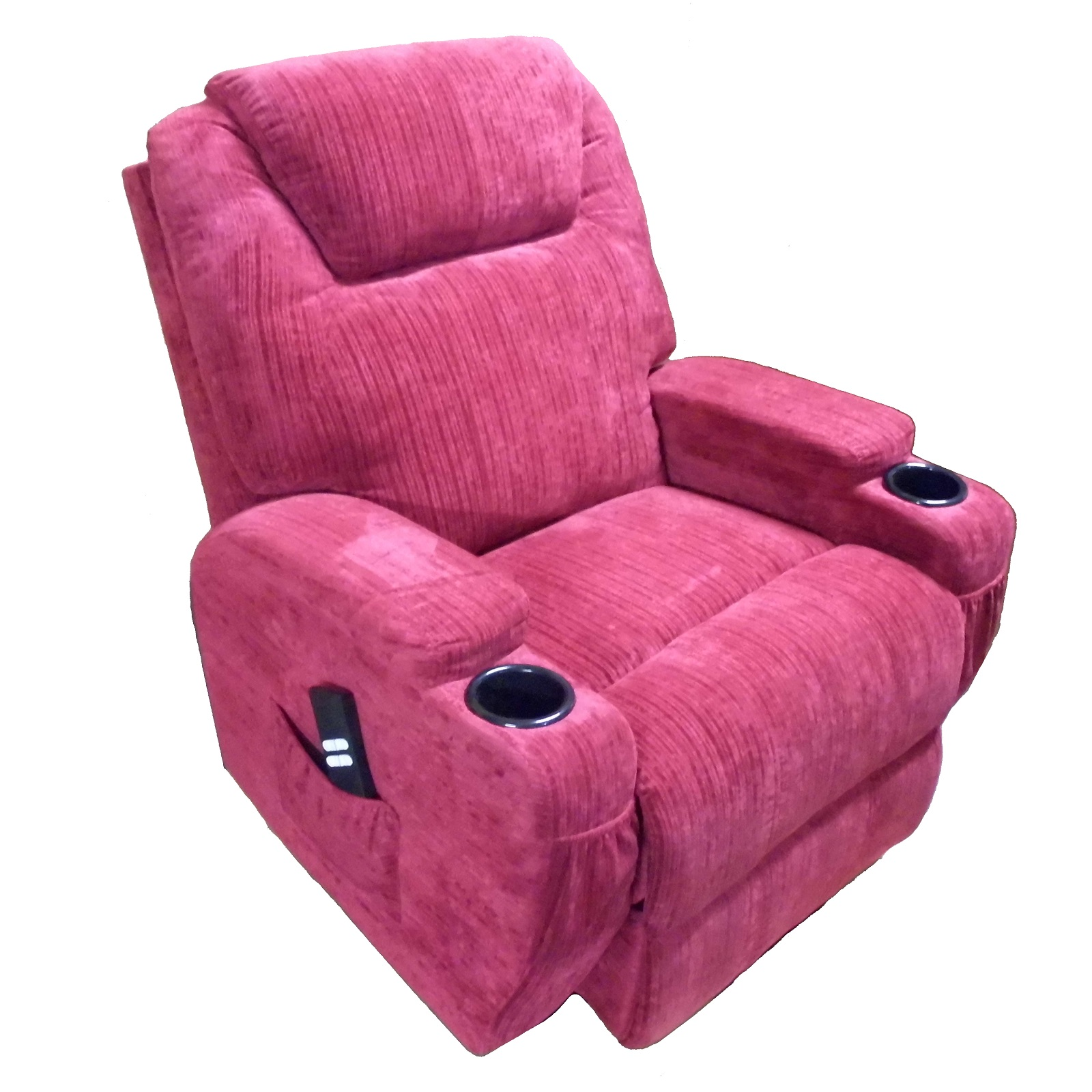 High Back Office Swivel Executive Leather Desk Chair Recliner Armchair Computer
