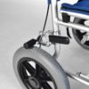 EC1863 lightweight folding wheelchair wheel