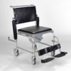 ECCOM3 Mobile wheeled commode 3