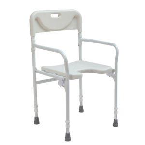 ECSS09 folding shower seat wetroom chair