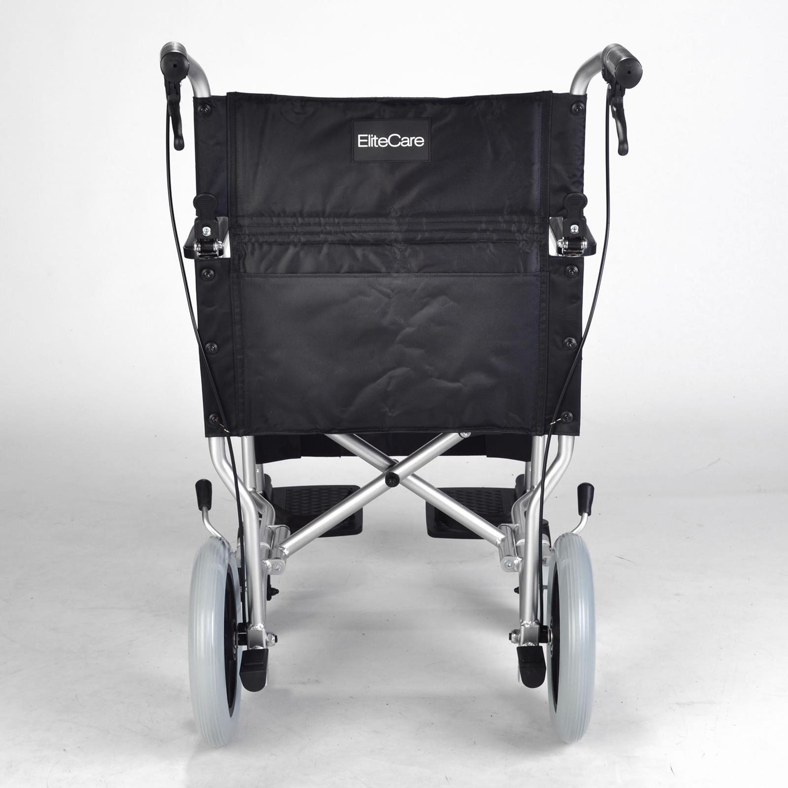 Ultra Lightweight Aluminium Wheelchair Ectr08 Elite Care