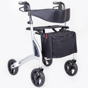 Elite Care X Lite Ultra lightweight rollator 1
