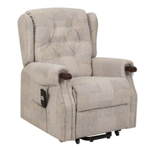 Warwick riser recliner chair 1 seated