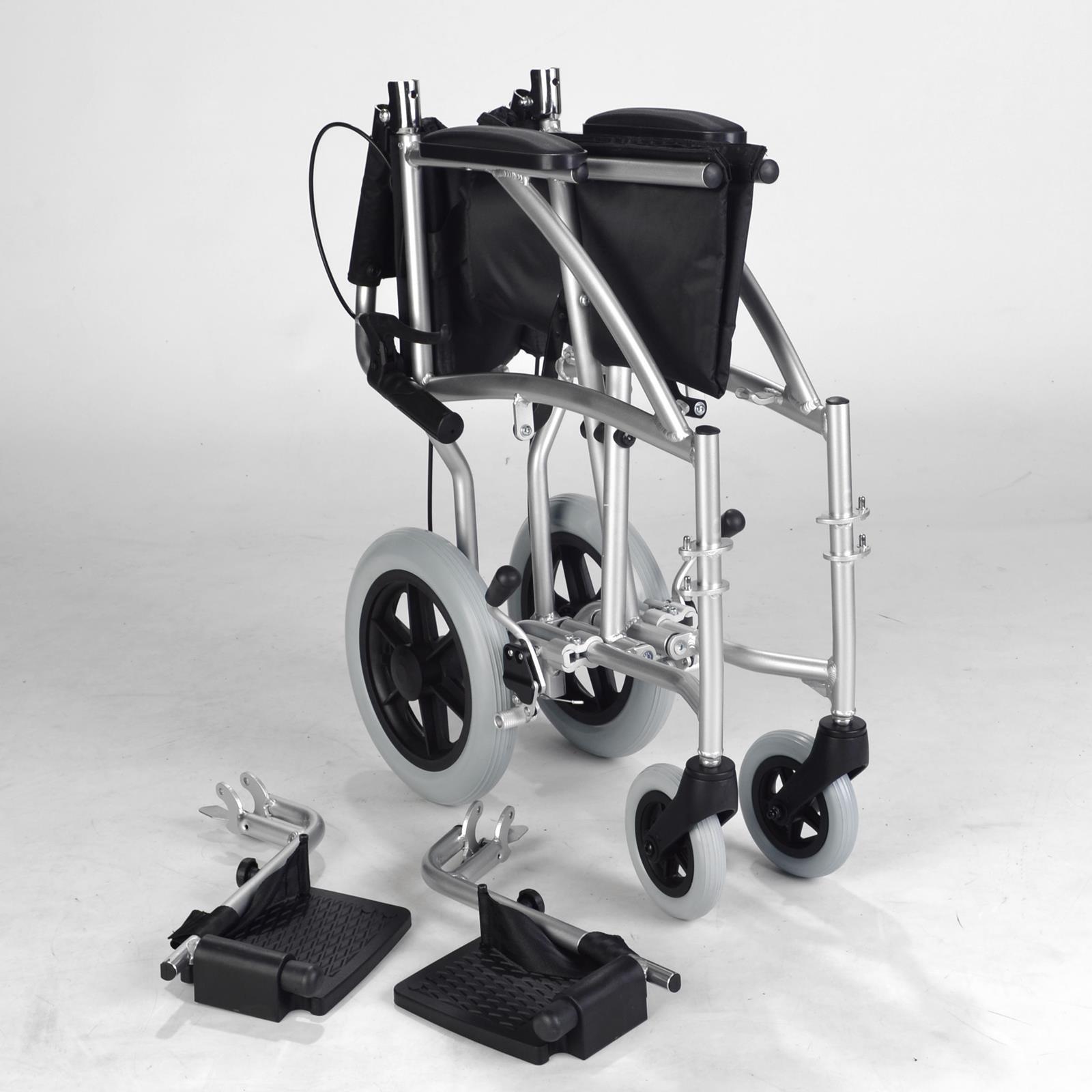 Ultra Lightweight Aluminium Wheelchair Ectr08 Elite Care