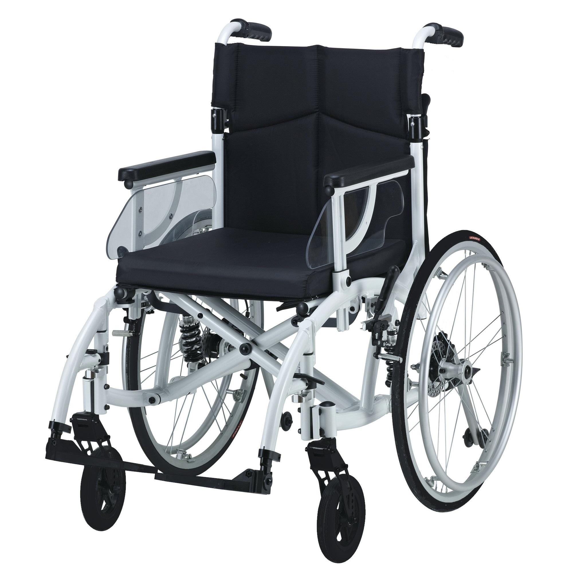 Suspension wheelchair EC Odyssey Elite Care Direct